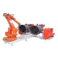 Robotic - Diesel Tank Welding