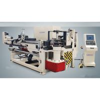 Abm-e80 all electric multi stack cnc tube bending machine