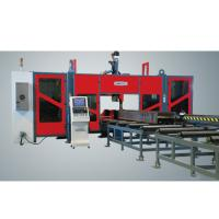 3adm 1200 cnc drilling - marking - cutting line