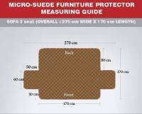 3 Seats Luxury Sofa Cover_6