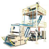 Monolayer Blown Film Extrusion Machine (Standard Model)