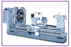 MANUAL FLAT BED OIL COUNTRY LATHE