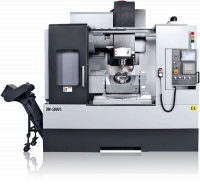 5 axis vertical machining centre