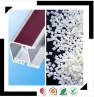 Door Window PVC Co-Extruded Profiles Made by PVC Compounds  PVC compounds for  co-extrusion product pvc co-extrusion products pvc compounds
