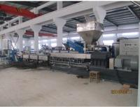 Pet flakes Recycling Granules Machine