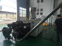 Pvc hot cutting compounding pelletizing machine