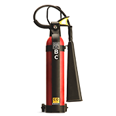 CO2 BASED FIRE EXTINGUISHERS