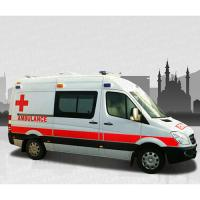 Fully equipped ambulance intervention