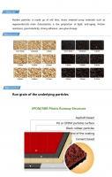 Sbr rubber particles