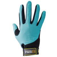 Palm fit polyurethane glove