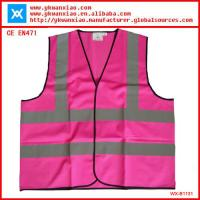 adult safety reflective vest