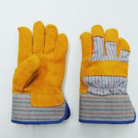 Standard Yellow Canadian Rigger Gloves