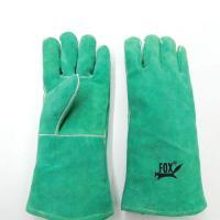 Green Welders Gauntlets
