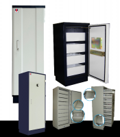 Magnetic Proof Data Cabinet - ZYL