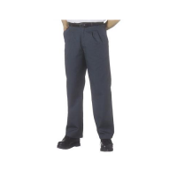 Pw-s886 pleated trousers
