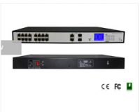 16-Port 10 100Mbps