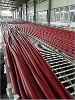 Duraline fire hose producing