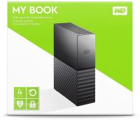 Wd 4 tb my book desktop external hard drive