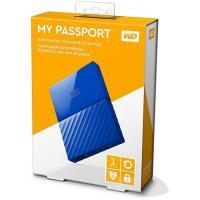 WD Passport 1 TB Blue