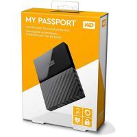 WD Passport 2 TB Black