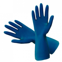 Bul1 – unlined rubber gloves