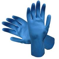 BSL2 – Silverlined Rubber Gloves