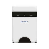 Slinex XR-30IP - Converter, with which you can receive calls from any 4-wired intercom to your smartphone