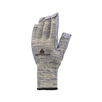 VENICUT50 TAEKI 5 KNITTED GLOVE - COWHIDE LEATHER PALM