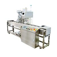 Dough block machinery