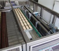 Plant bakery systems - product handling