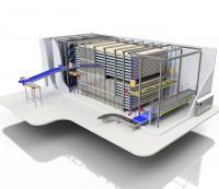 Carton freezers (4000 kg)