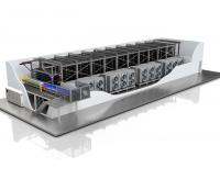 Carton freezers (1000 kg)
