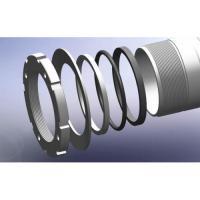Cylinder P105 Rota-stop – Sealing principle