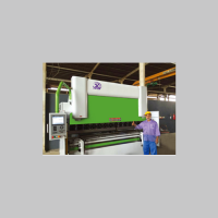 WE67K Series Hydraulic Press Brake