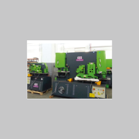 Q35y series hydraulic punch & shear