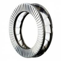 1.0 dual lock washers zinc flakes