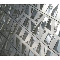 Panel fabrication - perforated