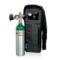2l cylinder with portable bag