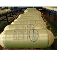 Full-wrapped composite cylinder