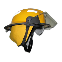 Firefighting and emergency helmets-pacific f6 ep