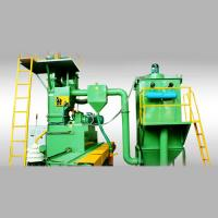 Special purpose shot peening machine