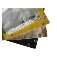Fiberglass welding blanket