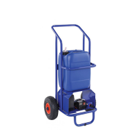PURE WATER PUMPING TROLLEY