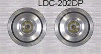 2.40W WW LED ADJ. DOWNLIGHT
