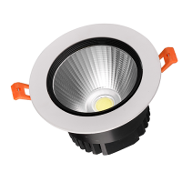 Hotel cob led downlight