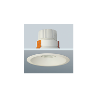 10 inch circle shape led downlight 23w-42w