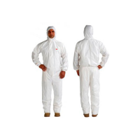 4505 Coverall suitable for wet applications, CE Category I