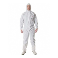 4505 Coverall suitable for wet applications, CE Category I_3
