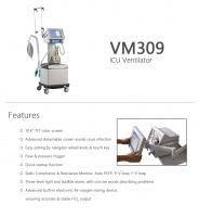 VM309 ICU Ventilator