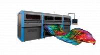 METRO HIGH SPEED, HIGH QUALITY DIGITAL TEXTILE PRINTER